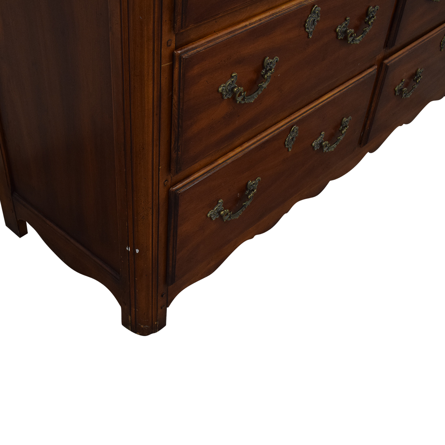 shop Hickory Chair Chest Of Ten Drawers Hickory Chair Dressers