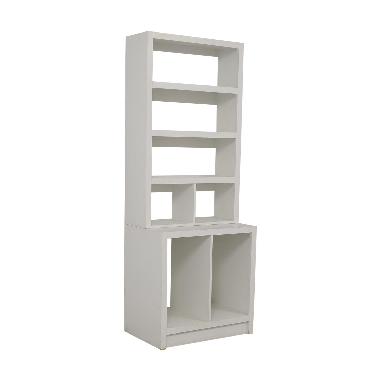 shop Modern Shelving Unit  Storage