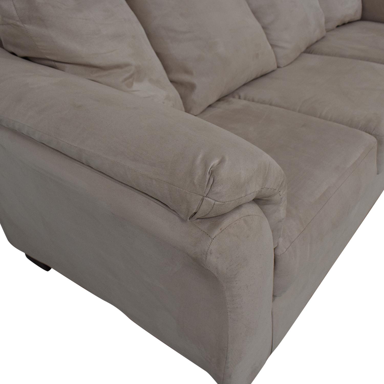 Ashley Furniture Ashley Furniture Three-Cushion Sofa nj