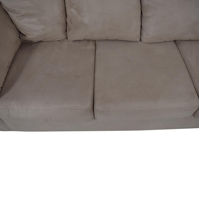 Ashley Furniture Ashley Furniture Three-Cushion Sofa on sale