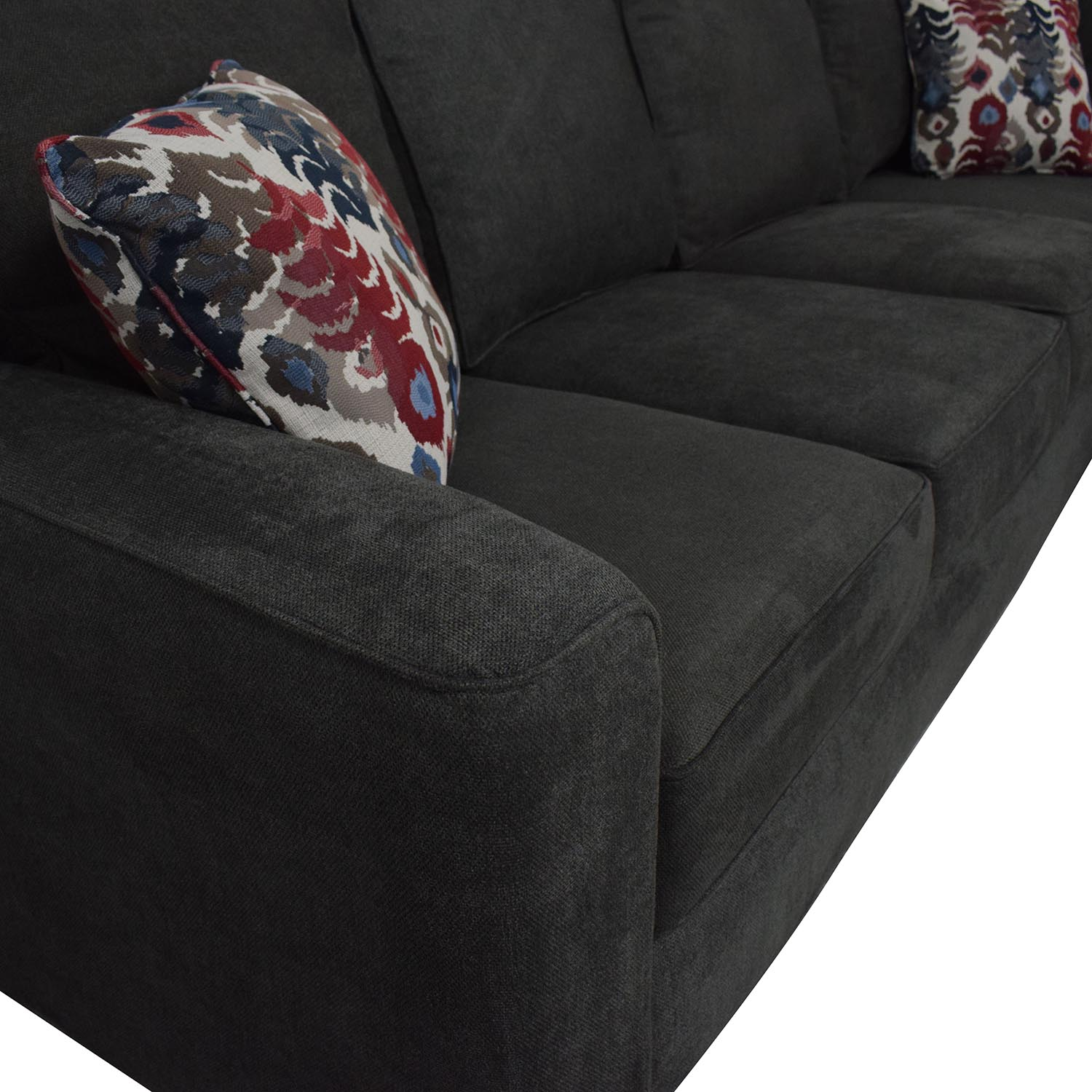 Klaussner Klaussner Abbott Two-Piece Sectional Sofa discount