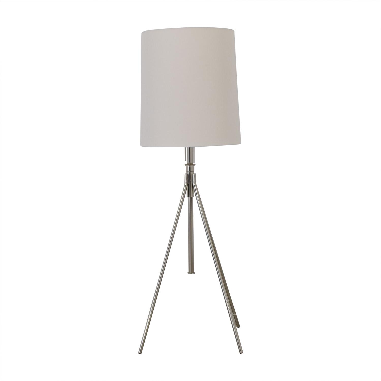 shop West Elm Tripod Lamp West Elm Lamps
