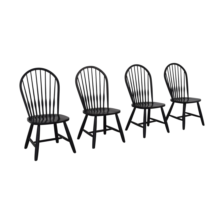 shop Ethan Allen Ethan Allen Gilbert Side Chairs online