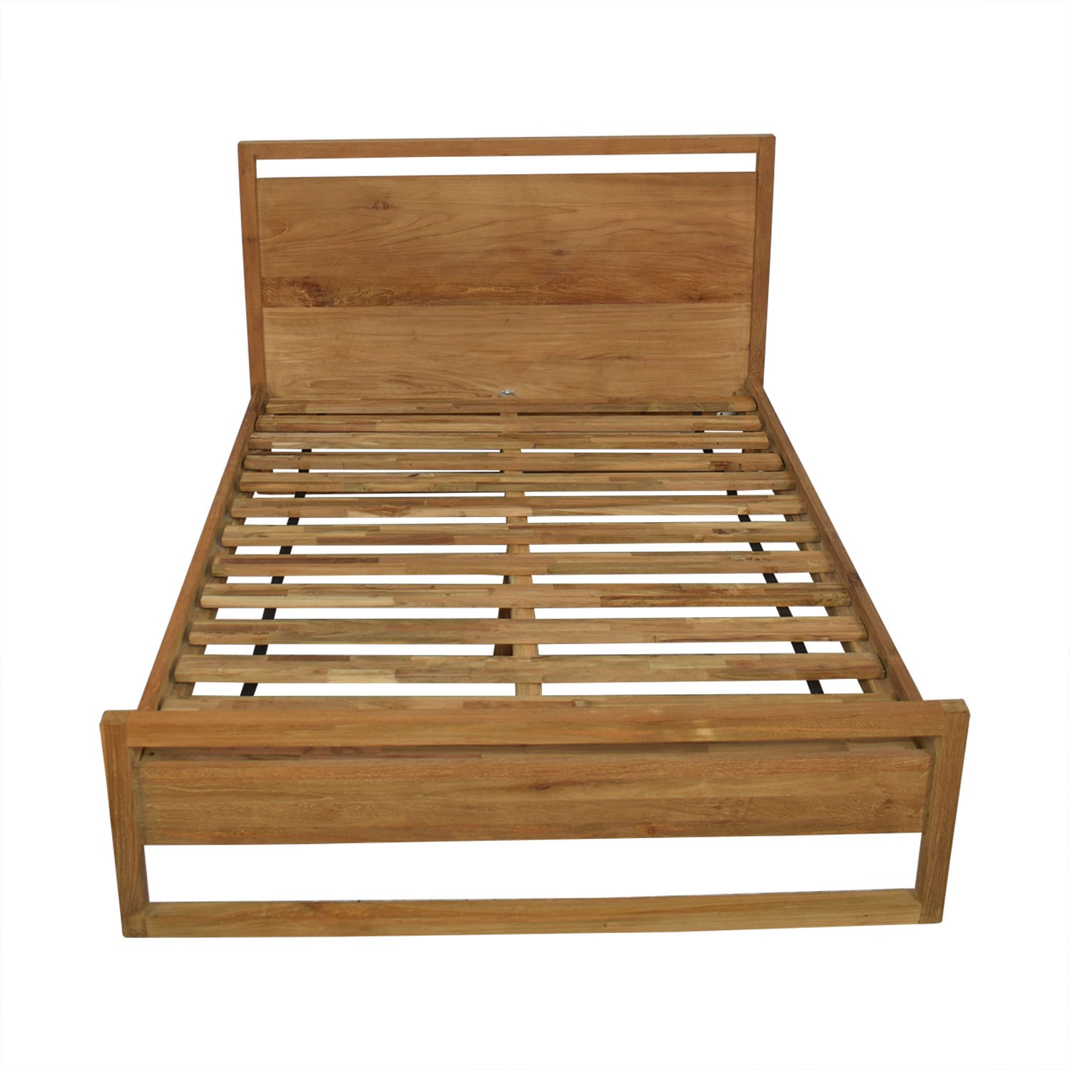 Crate & Barrel Crate & Barrel Linea II Queen Bed Frame Beds