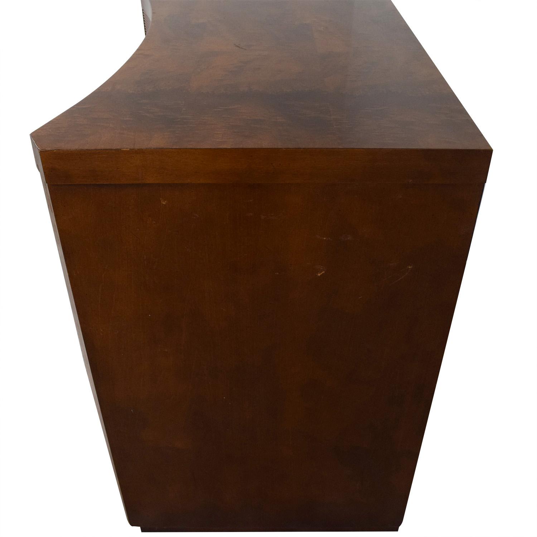 Three-Drawer Dresser Storage