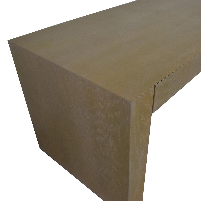 shop Two-Drawer Desk  Home Office Desks