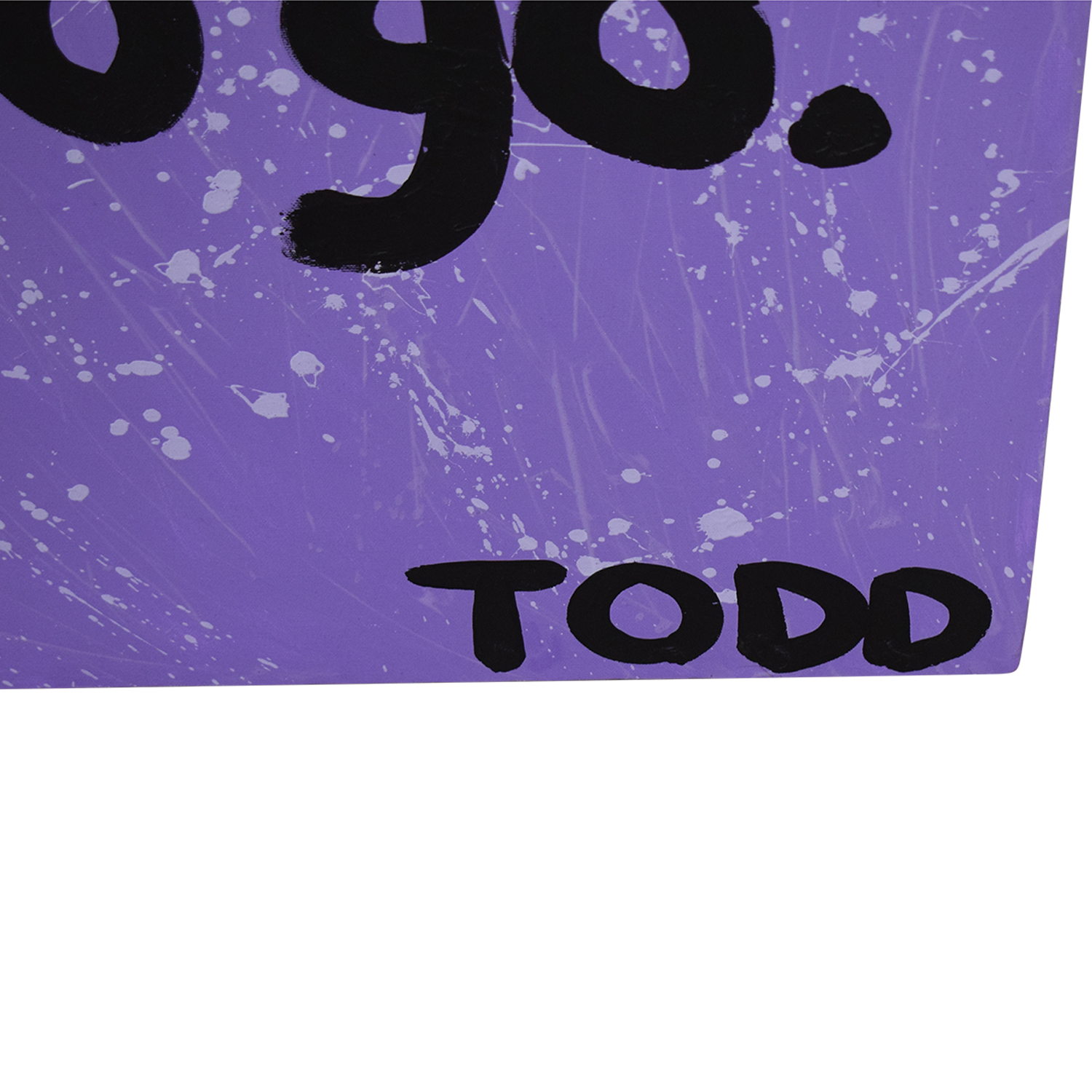 shop Todd Goldman All Dressed Up Art  Decor