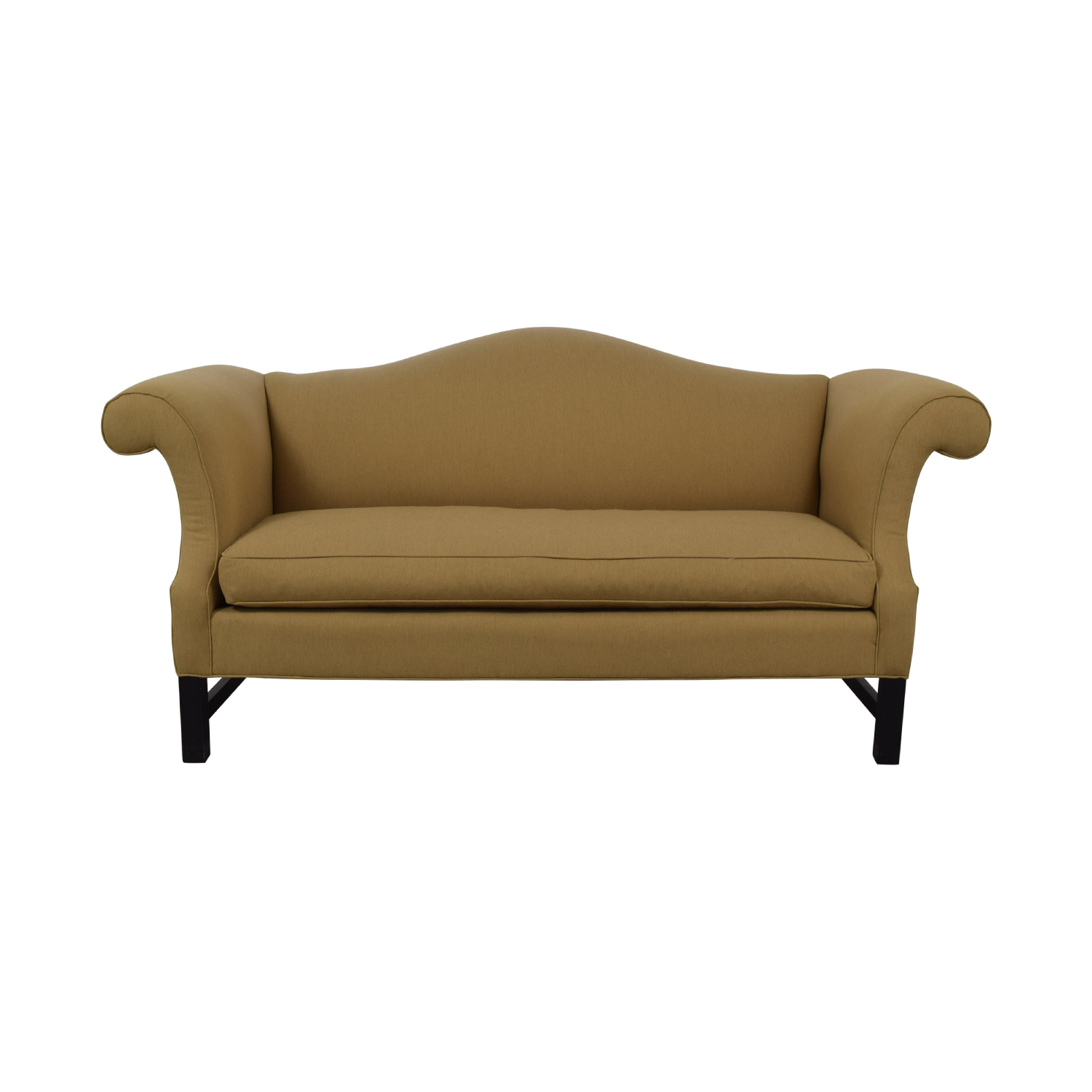 Mitchell Gold + Bob Williams Mitchell Gold + Bob Williams Classic Roll Arm Sofa dimensions