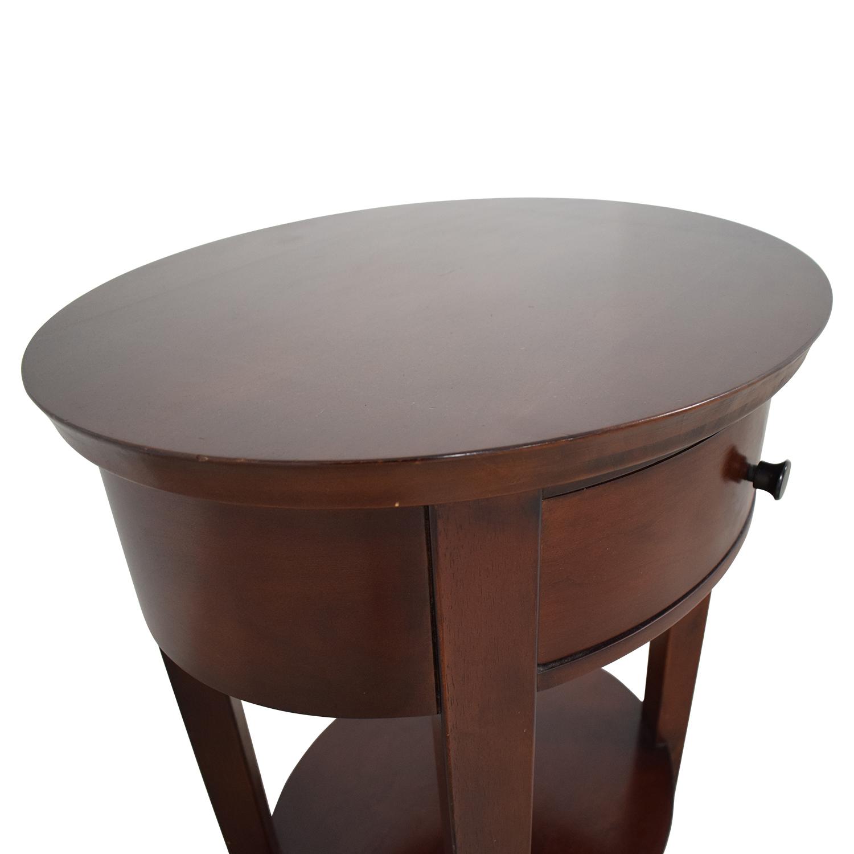 Pottery Barn Pottery Barn End Table nj
