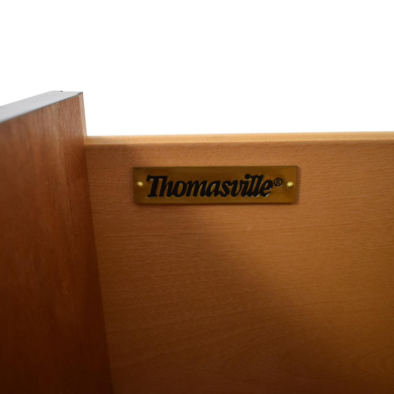 shop Thomasville Nine Drawer Dresser Thomasville Storage