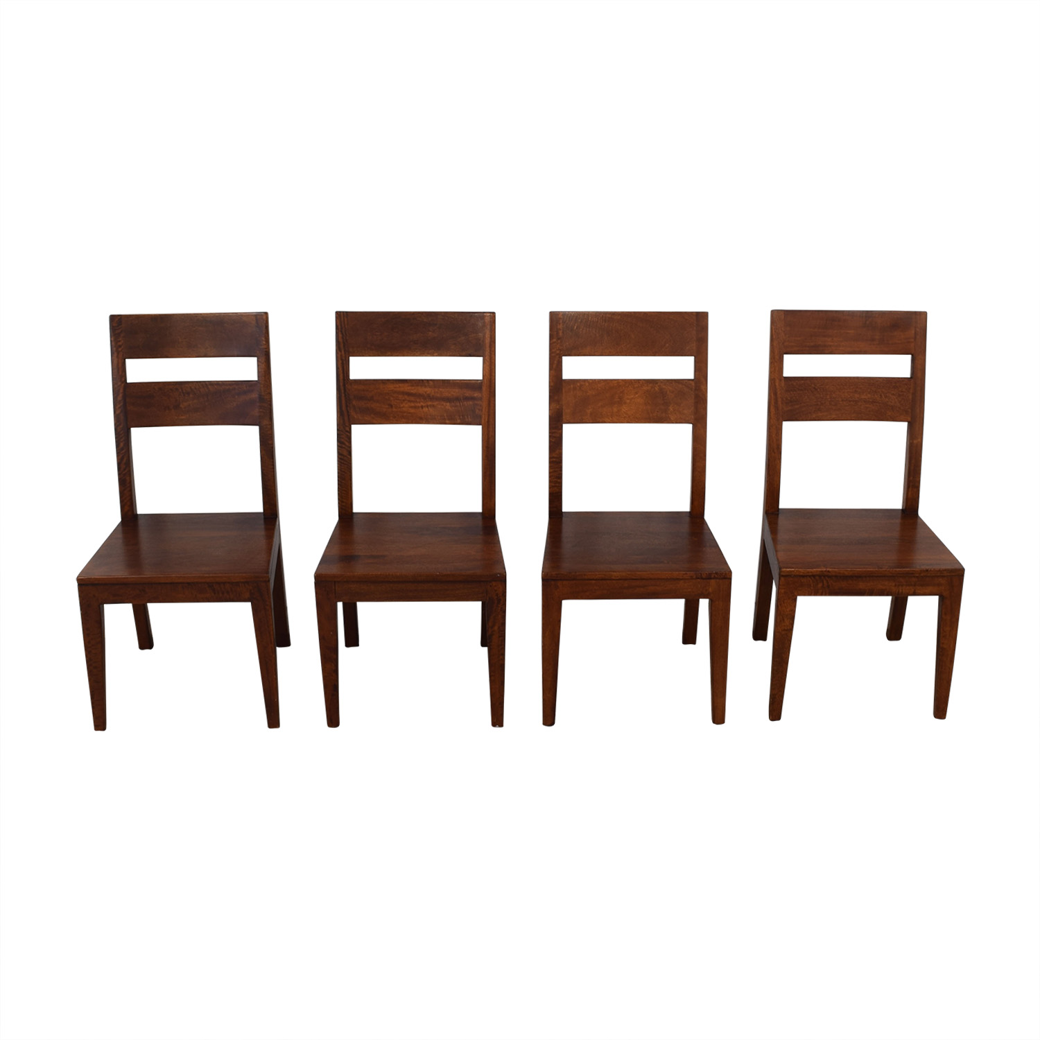 Crate & Barrel Crate & Barrel Basque Chairs Dining Chairs