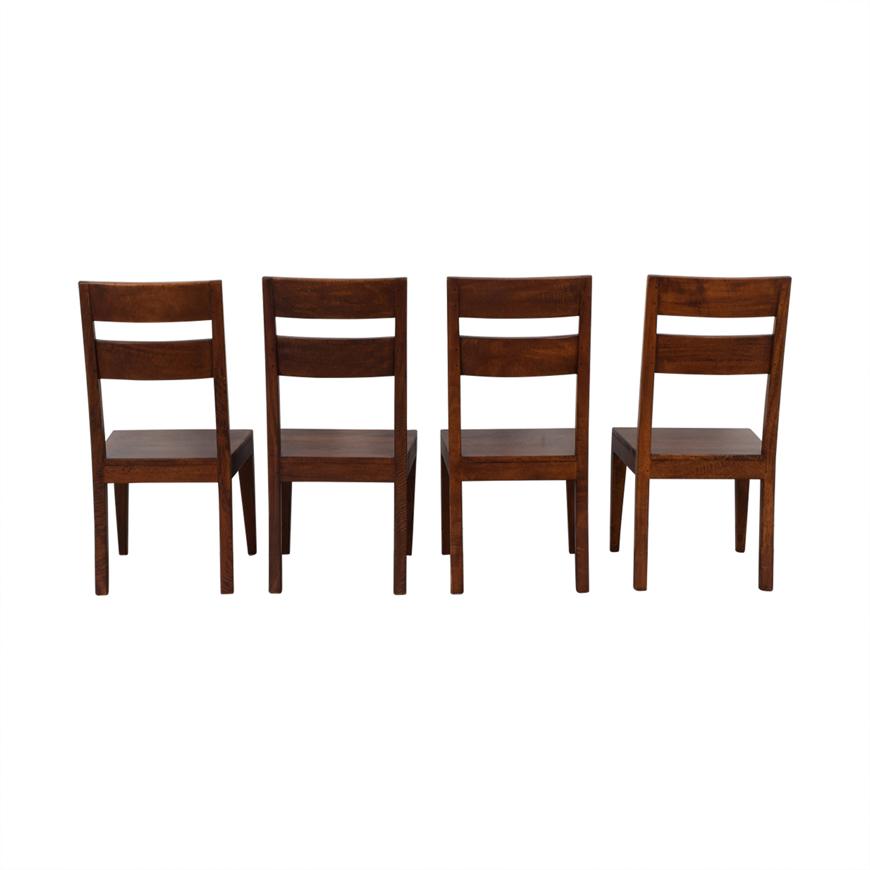 shop Crate & Barrel Crate & Barrel Basque Chairs online