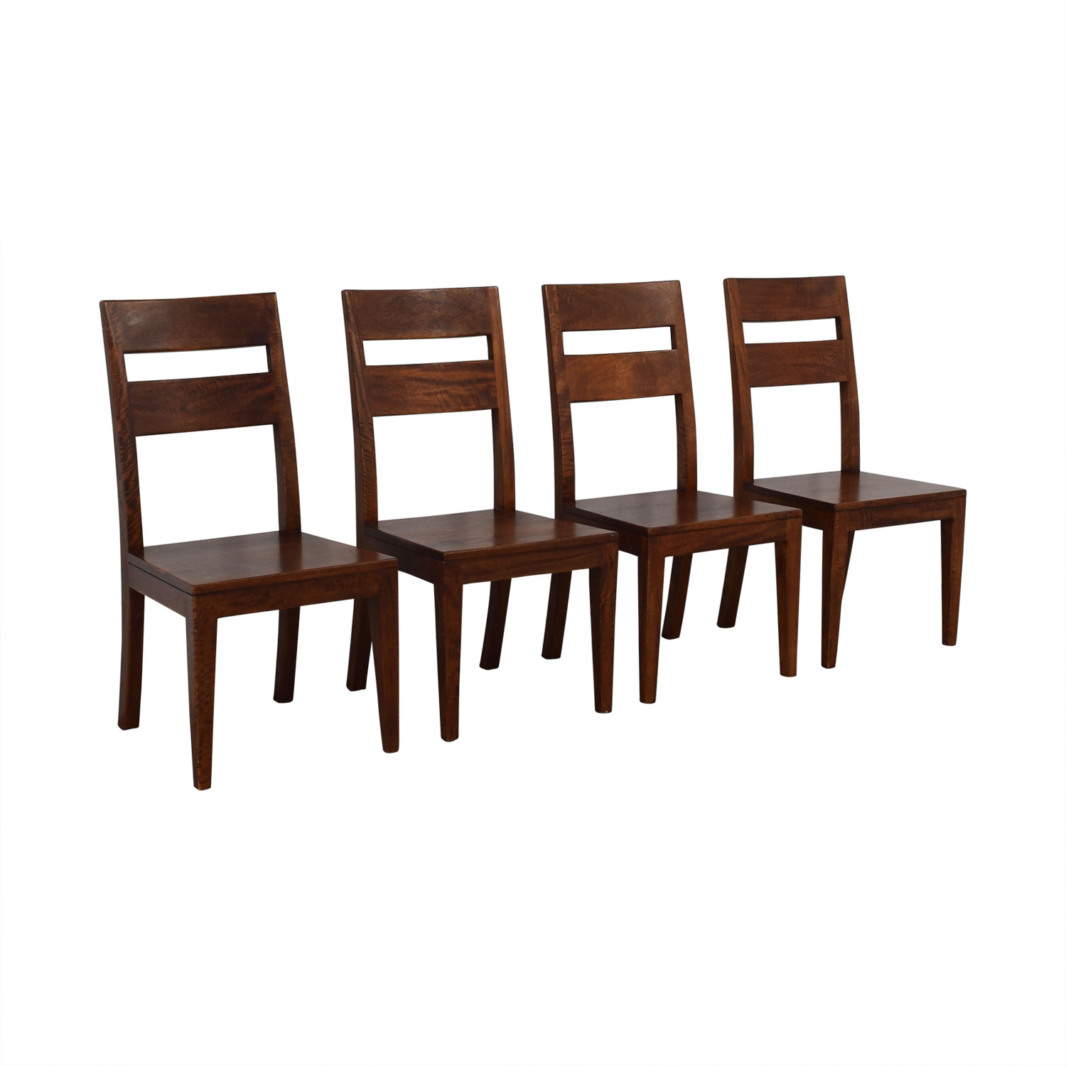 Crate & Barrel Crate & Barrel Basque Chairs on sale
