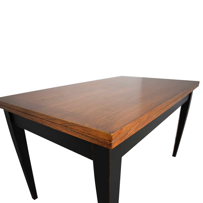 shop Buying & Design Madiha Flip Top Dining Table Buying & Design Tables