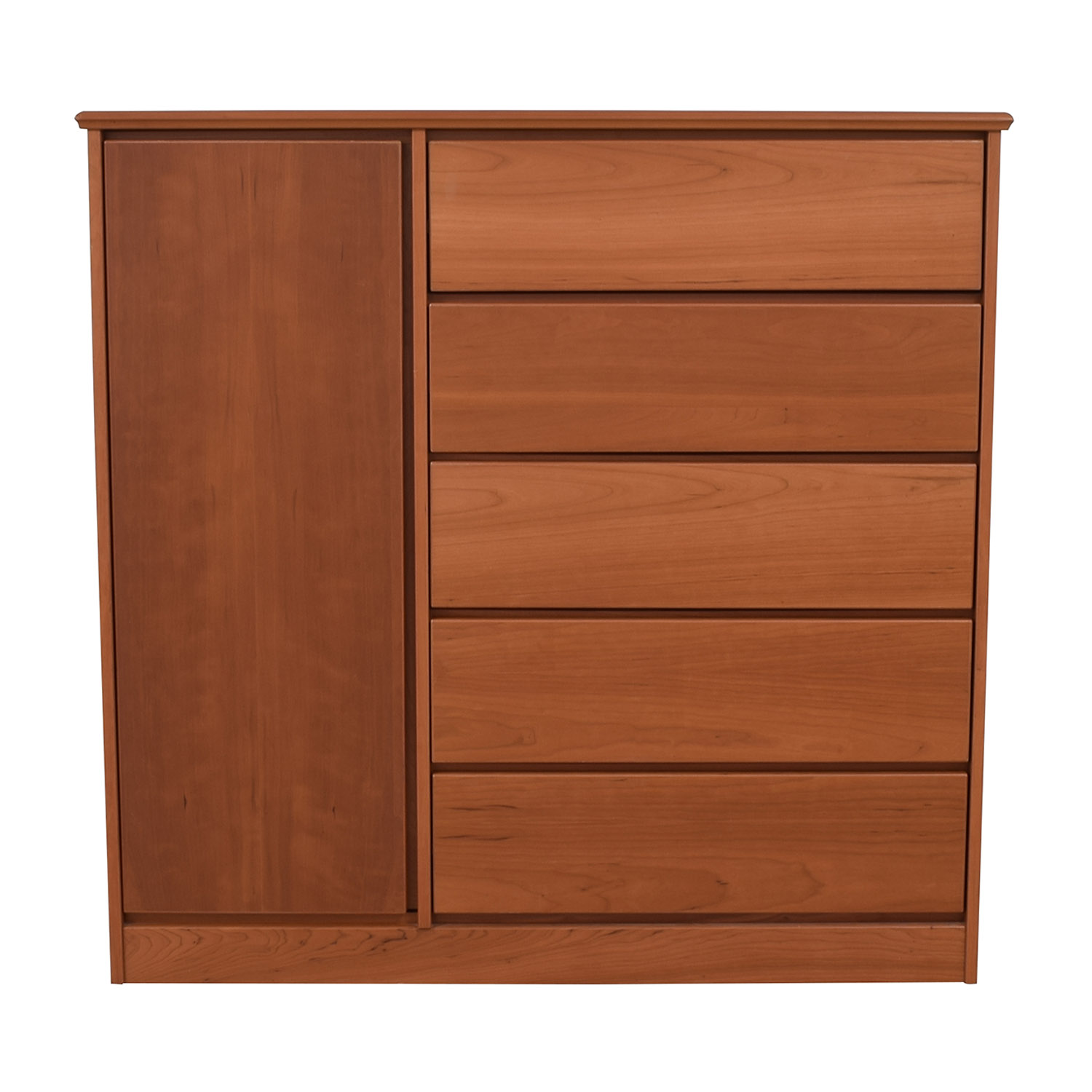 Five-Drawer Bureau Storage