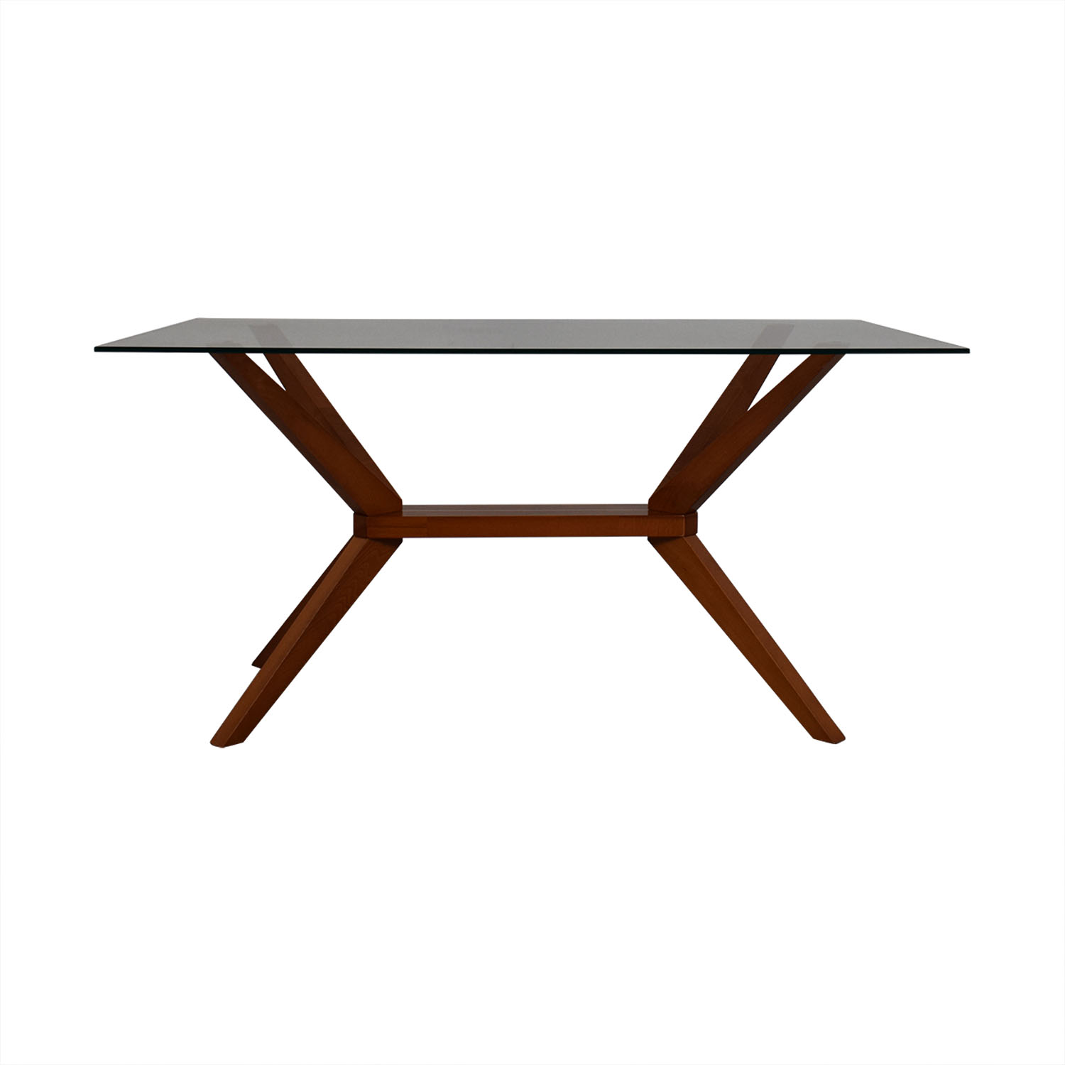 Inmod Inmod Magna Glass Dining Table nj