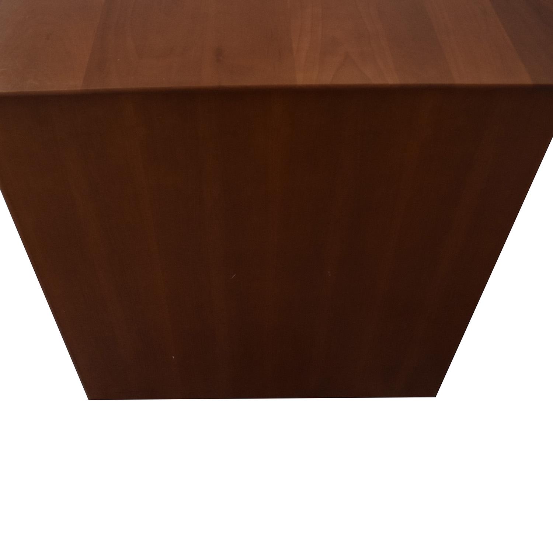 Modern Four-Drawer Desk coupon