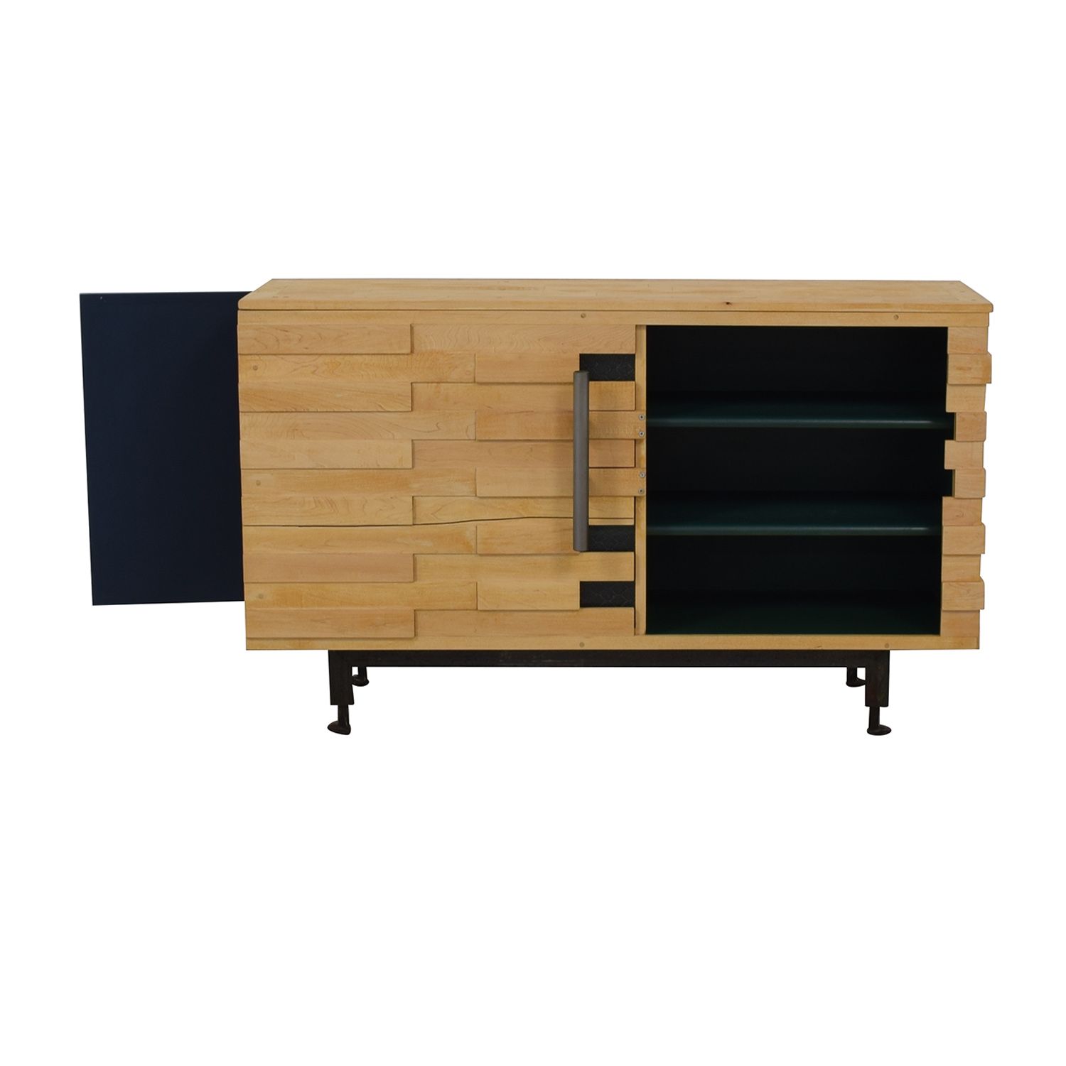 Etsy Etsy Custom Made Modern Credenza brown