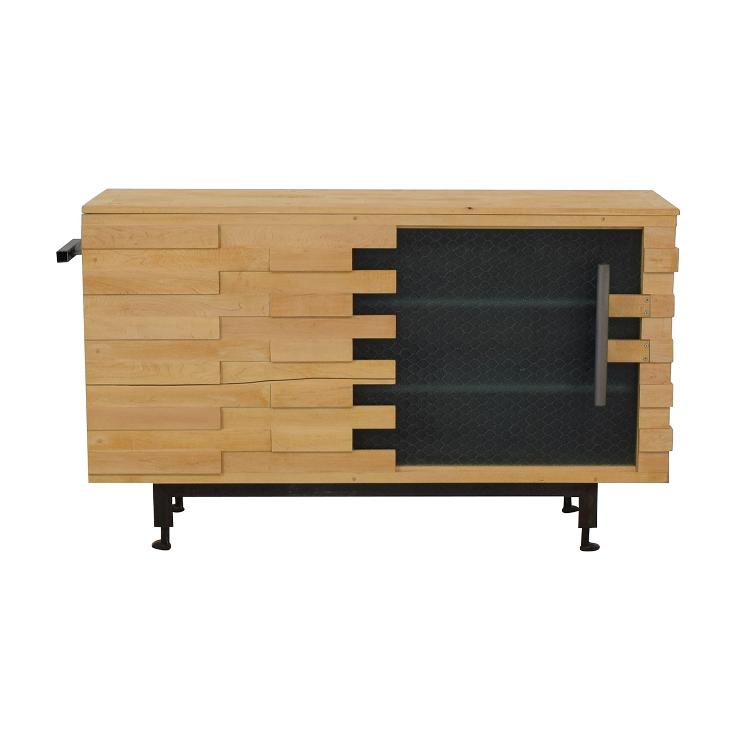 Etsy Etsy Custom Made Modern Credenza for sale