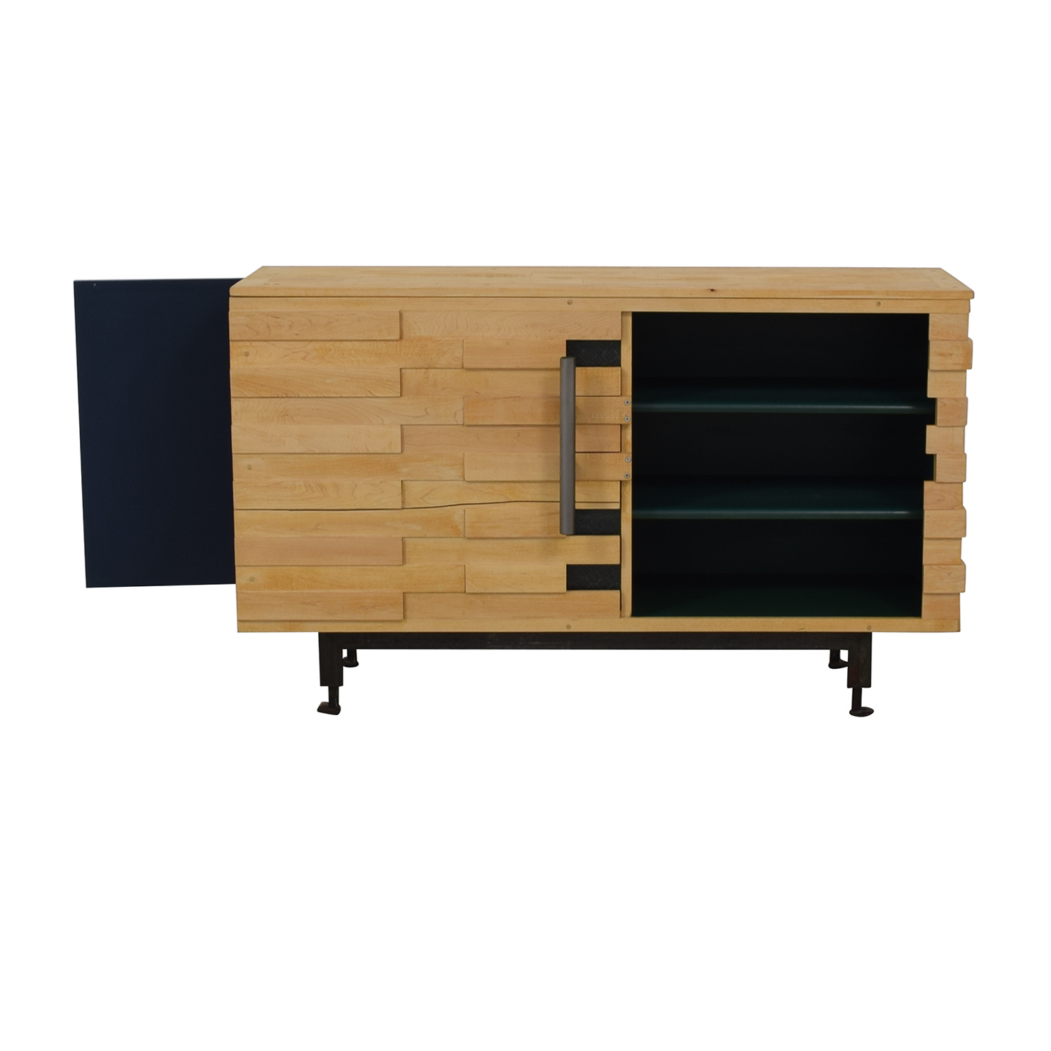 Etsy Etsy Custom Made Modern Credenza Media Units