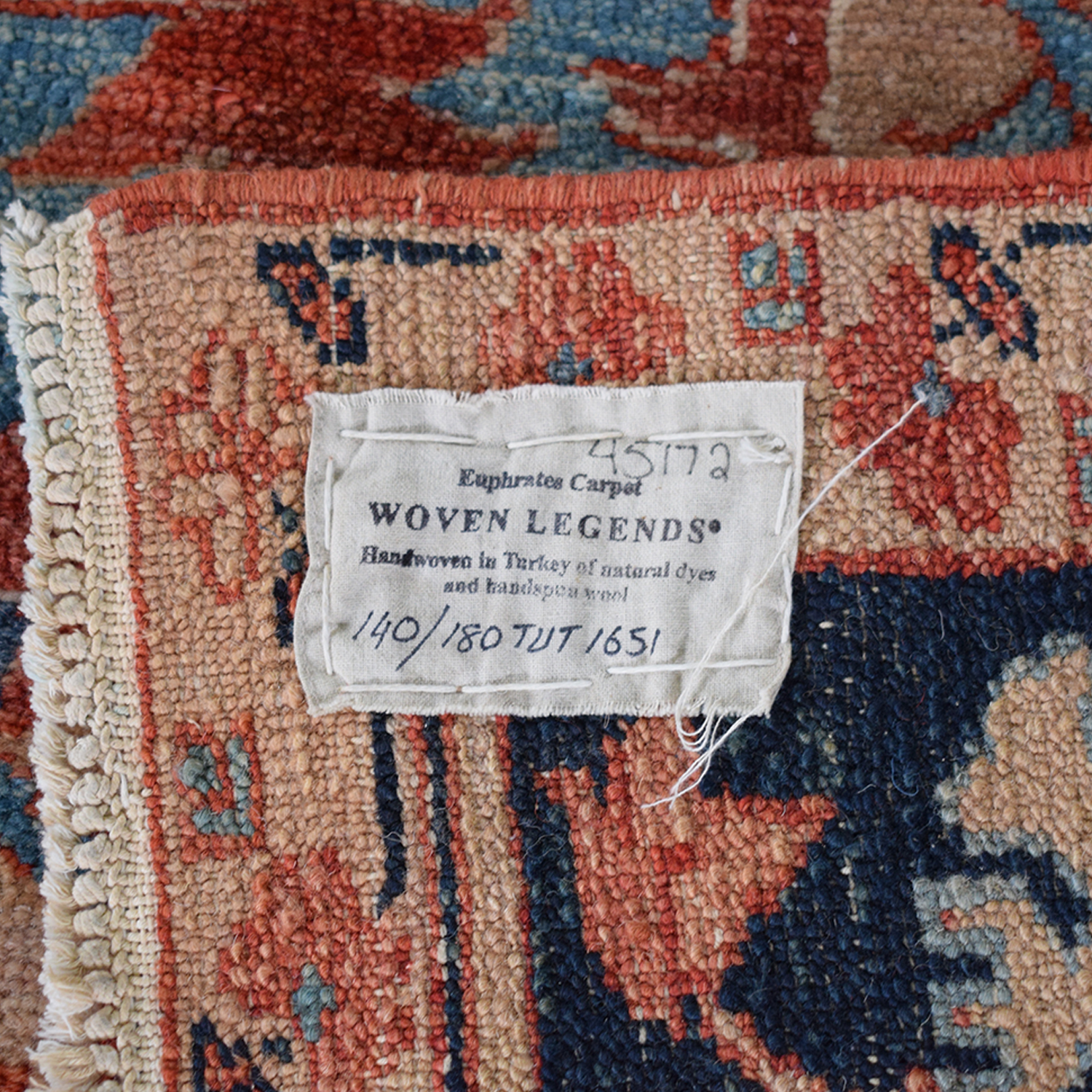 75 Off Woven Legends Large Area Rug Decor
