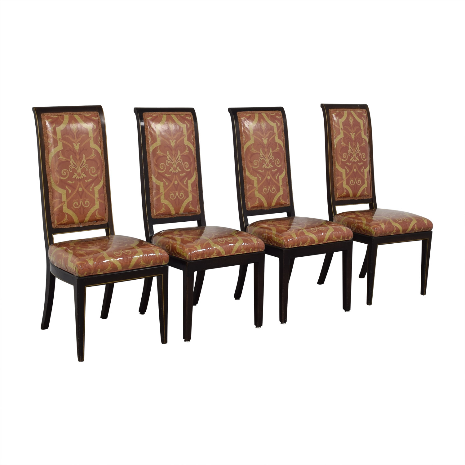 Fabric Dining Chairs / Dining Chairs