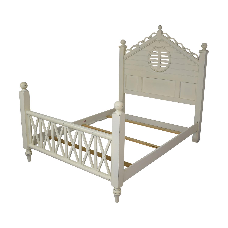 buy Lexington Furniture Seaside Retreat Coastal Cottage Queen Bed Lexington Furniture Beds