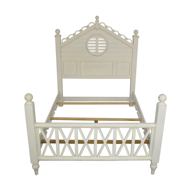 Lexington Furniture Seaside Retreat Coastal Cottage Queen Bed / Beds