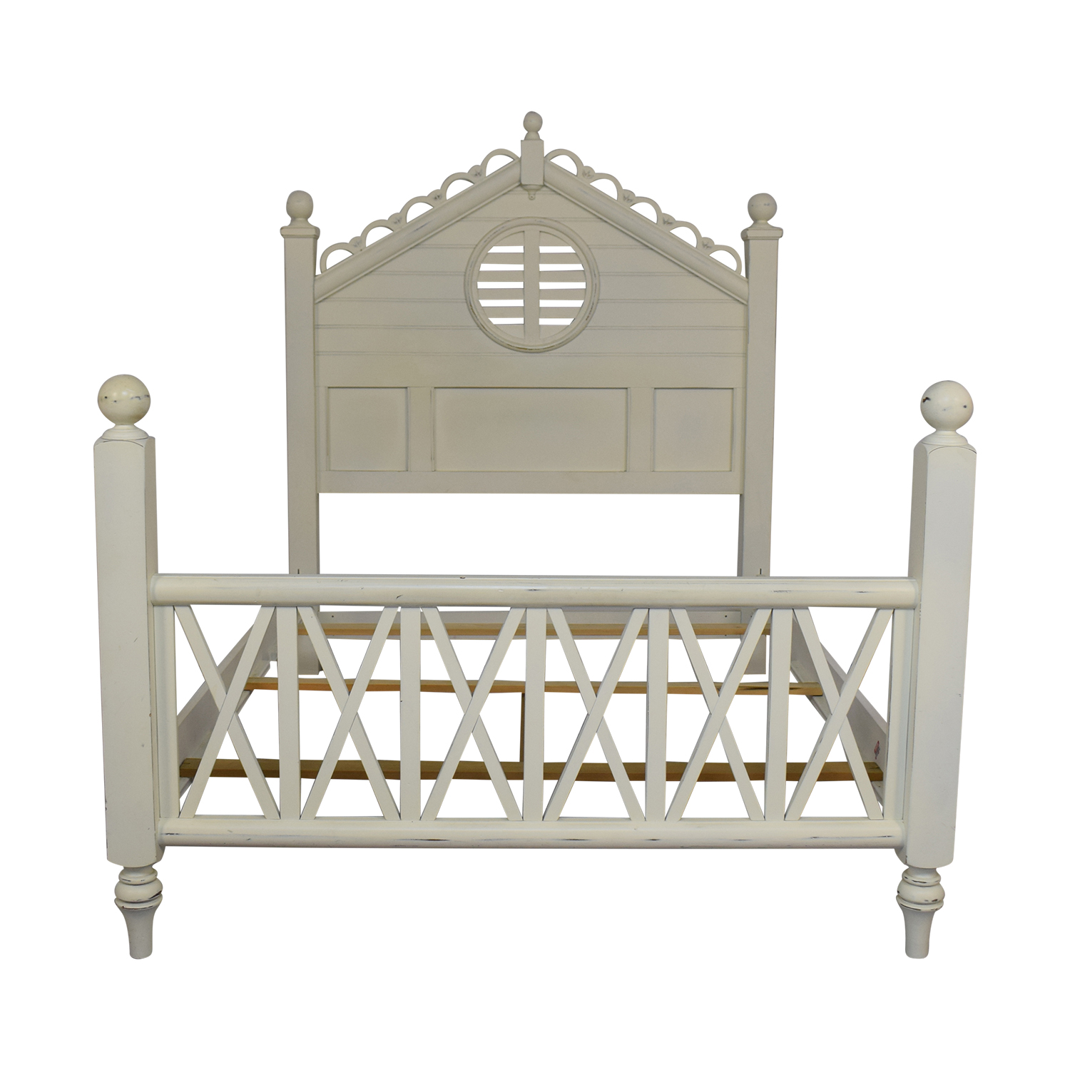 Lexington Furniture Seaside Retreat Coastal Cottage Queen Bed Lexington Furniture