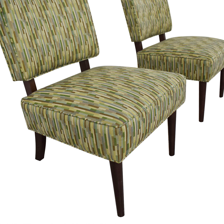 Room & Board Room & Board Gigi Chairs second hand