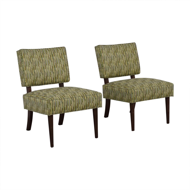 Room & Board Room & Board Gigi Chairs dimensions
