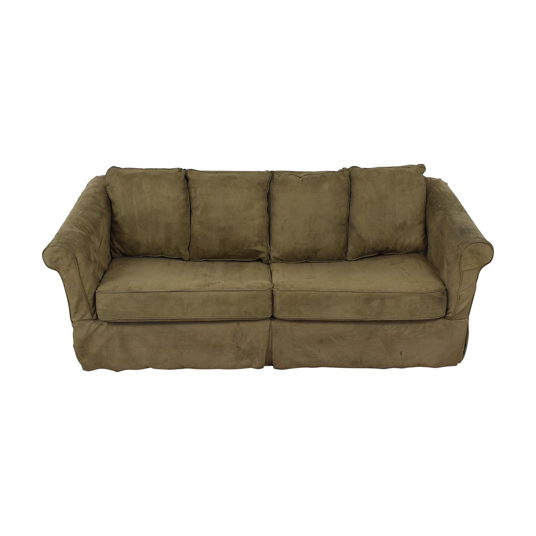 shop Martha Stewart Queen Sleeper Sofa Martha Stewart Home Sofas