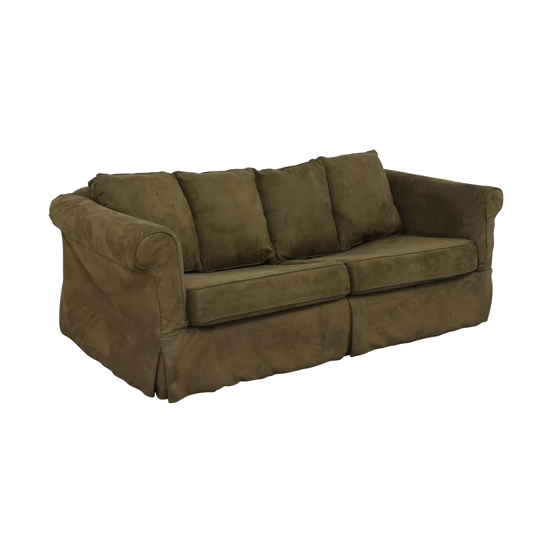 Martha Stewart Home Martha Stewart Queen Sleeper Sofa Sofa Beds