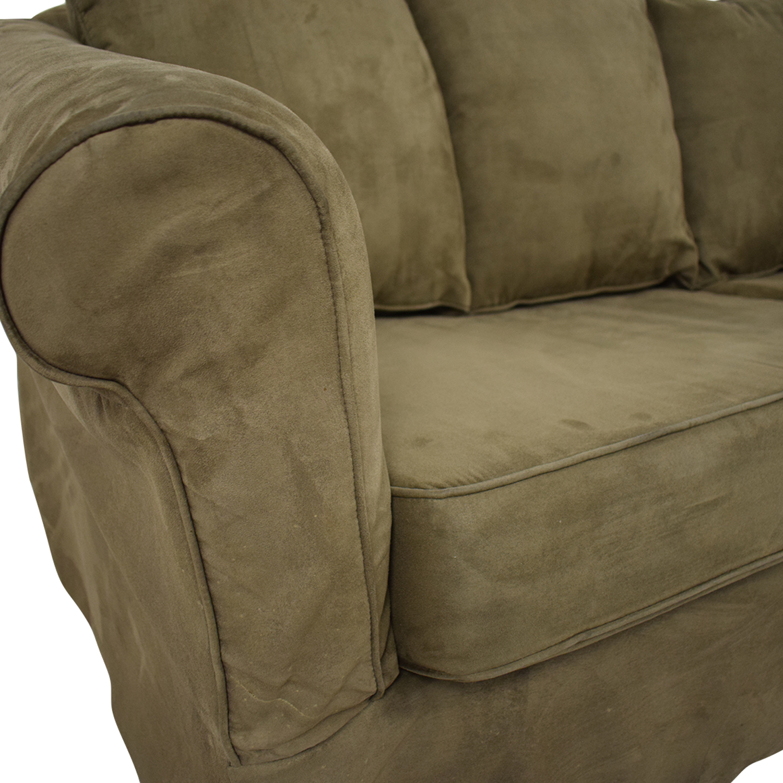 buy Martha Stewart Queen Sleeper Sofa Martha Stewart Home