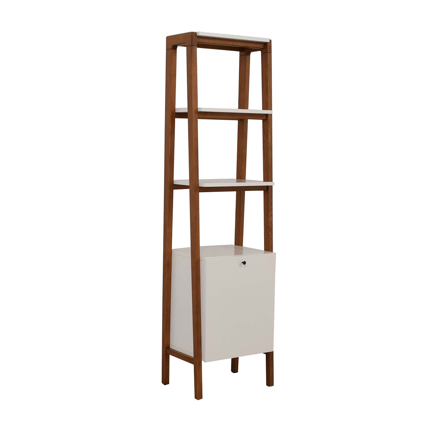 West Elm West Elm Modern Narrow Tower for sale