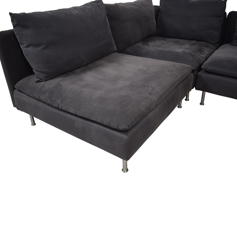 57% OFF - IKEA IKEA Soderham Sectional Sofa / Sofas