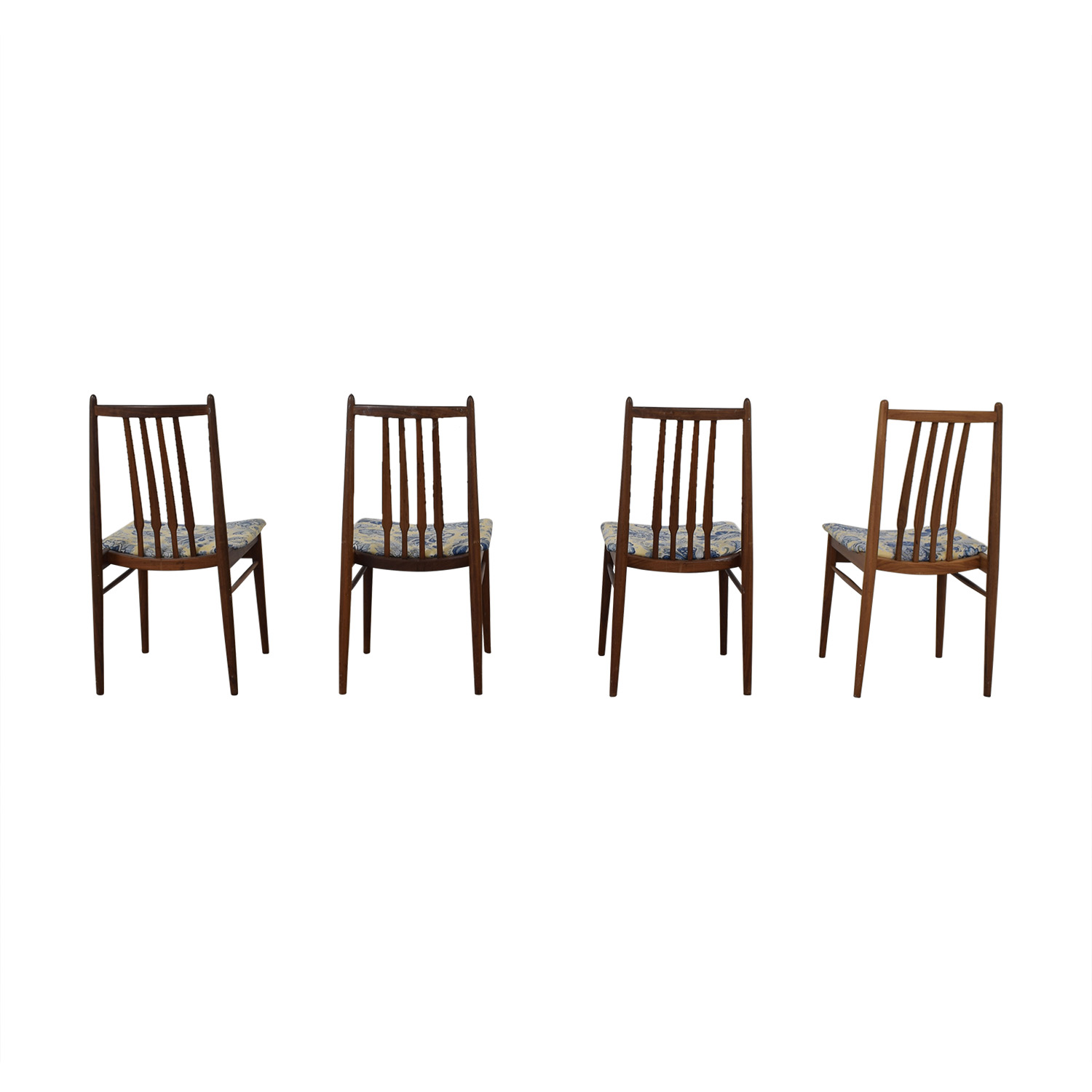 Scandinavian Wooden Chairs on sale