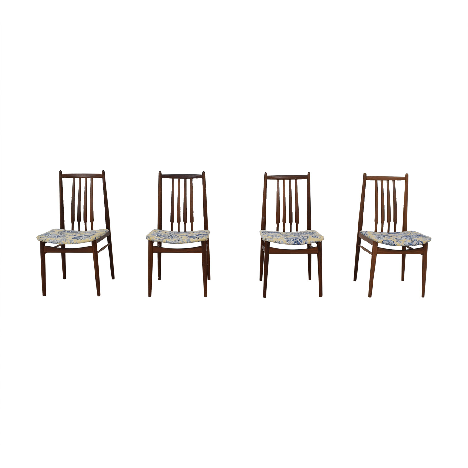 Scandinavian Wooden Chairs Dining Chairs