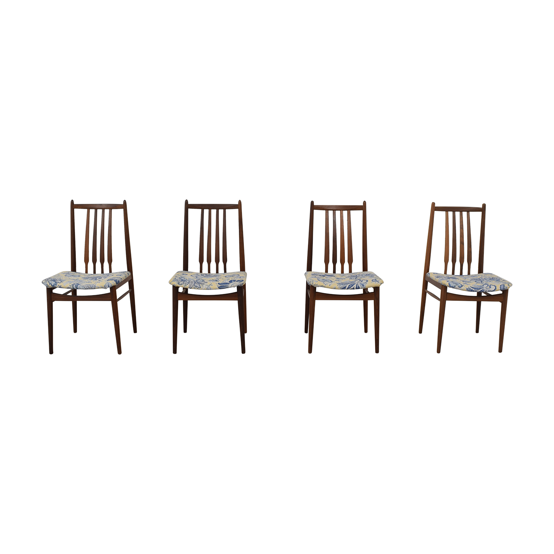 Scandinavian Wooden Chairs / Chairs