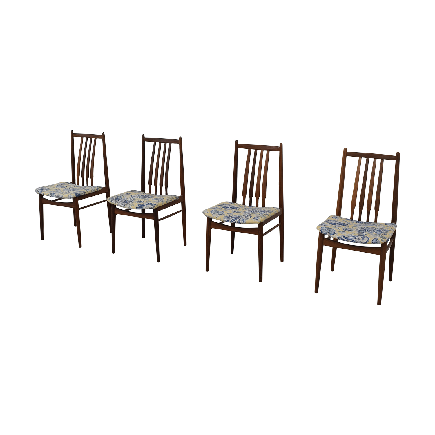 Scandinavian Wooden Chairs nj