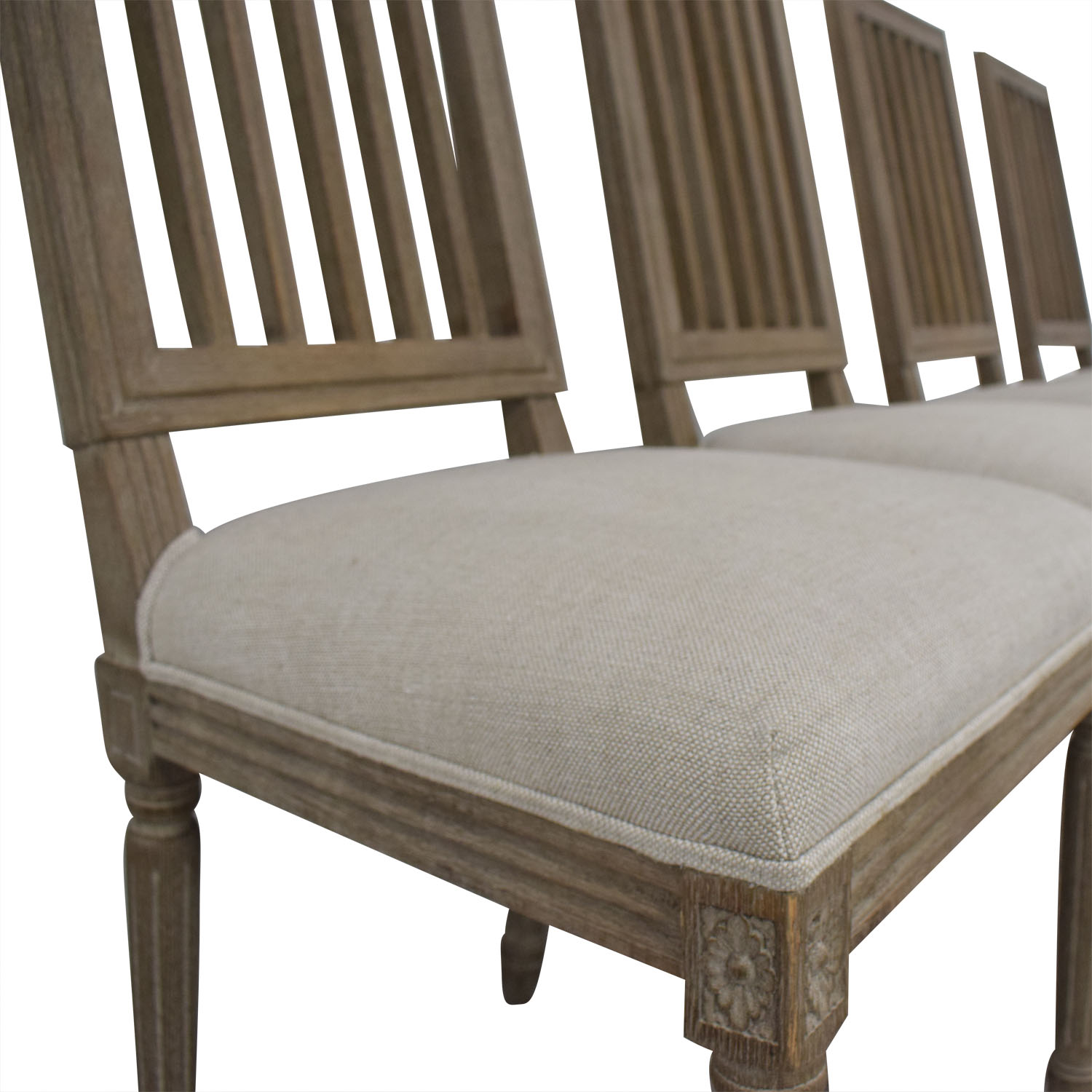 Restoration Hardware Spindle Back Dining Chairs / Dining Chairs