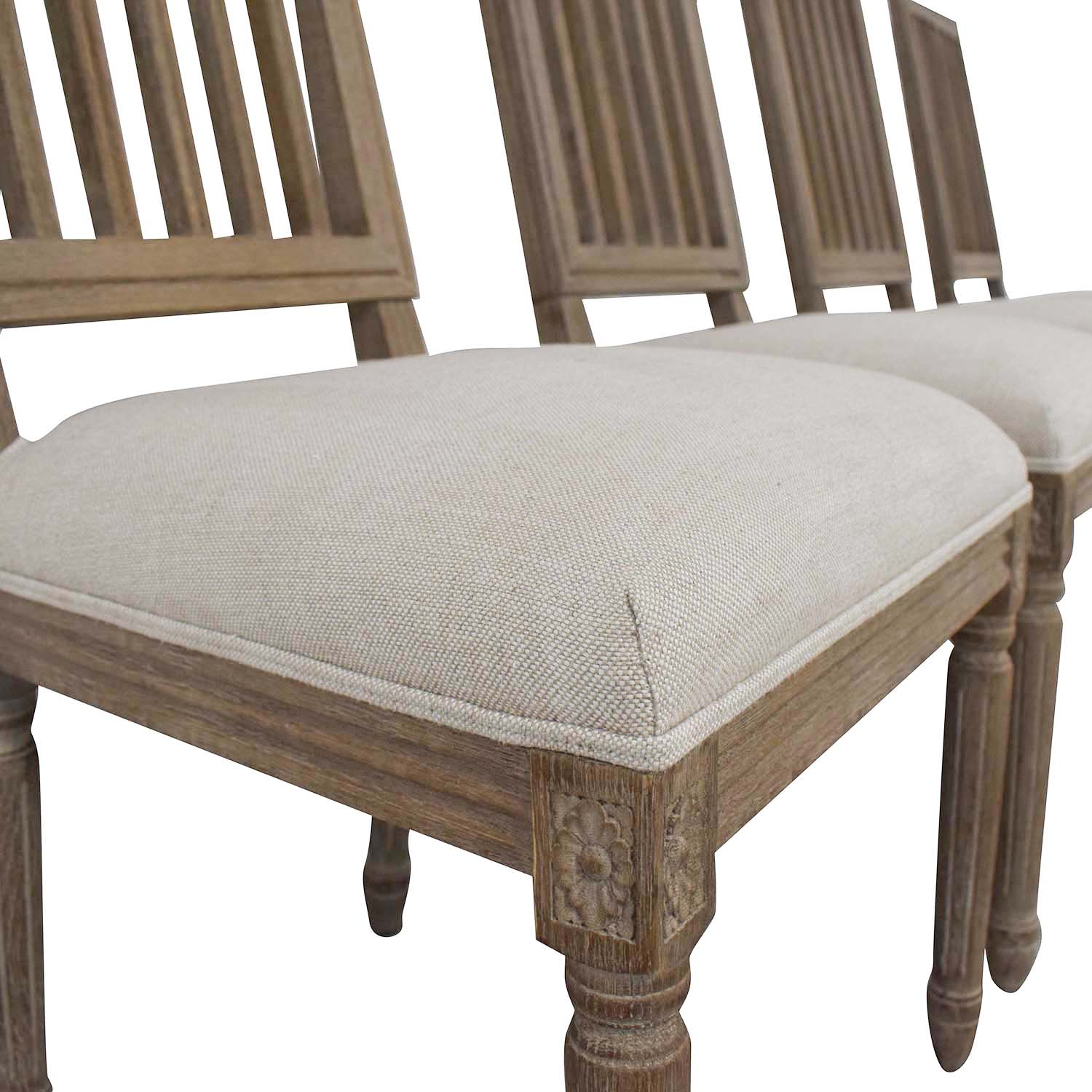 Restoration Hardware Restoration Hardware Spindle Back Dining Chairs Dining Chairs