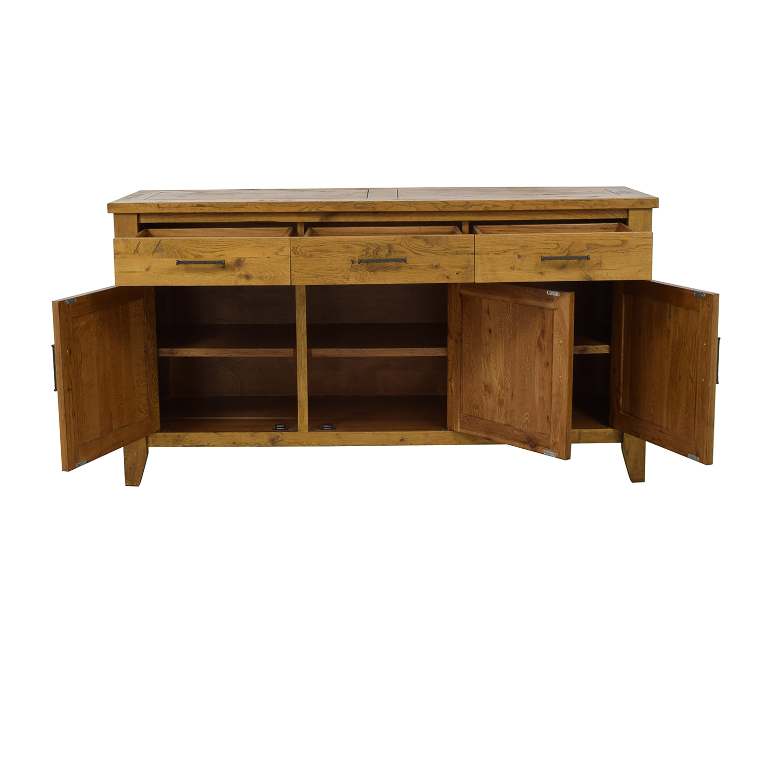 Buffet Cabinet Brown