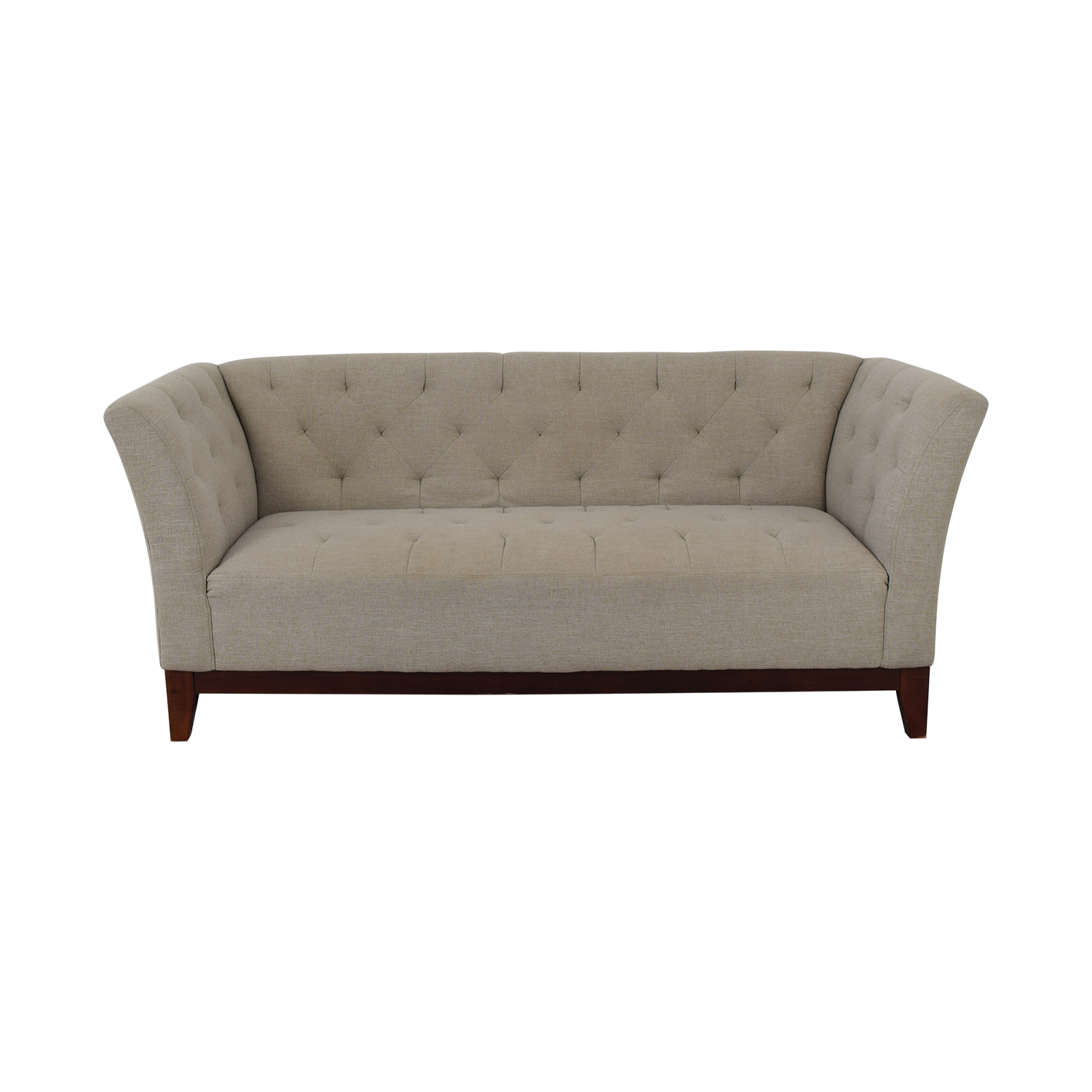 Macy's Macy's Tory Apartment Size Sofa coupon