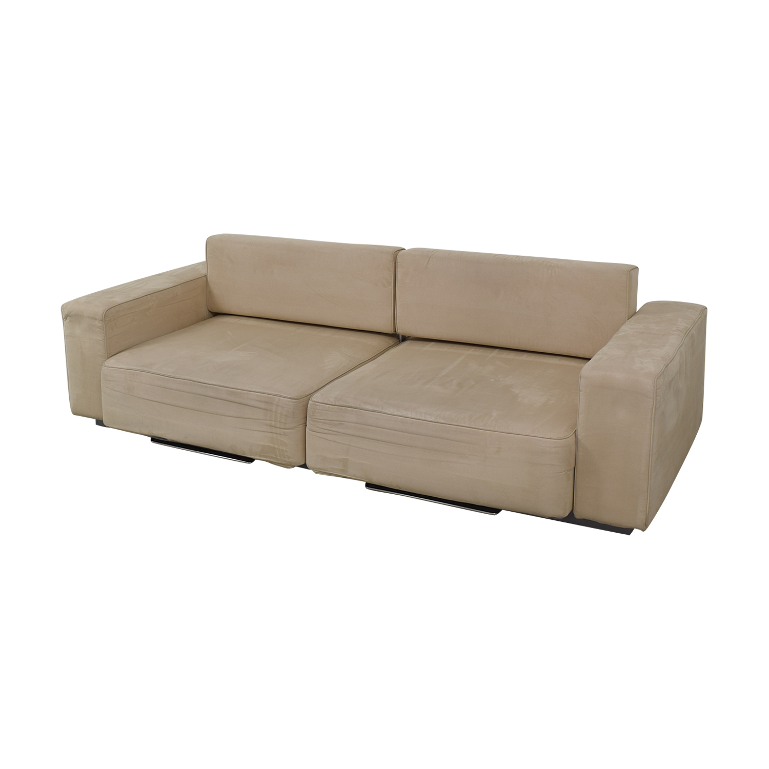 Astonishing 83 Off Bt Design Bt Design Microfiber Pullout Sofa Sofas Alphanode Cool Chair Designs And Ideas Alphanodeonline