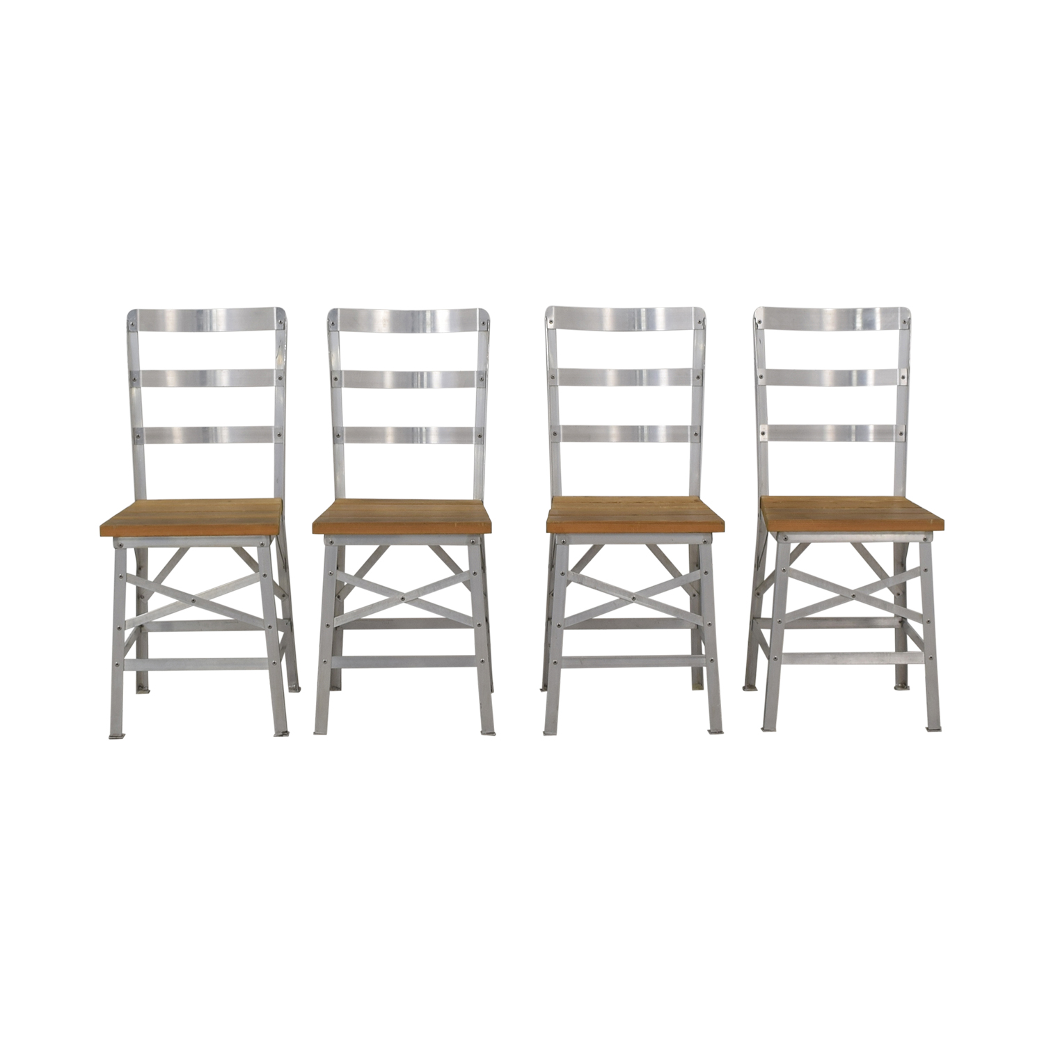 Groundwork Home Groundwork Home Aluminum Dining Chairs nyc