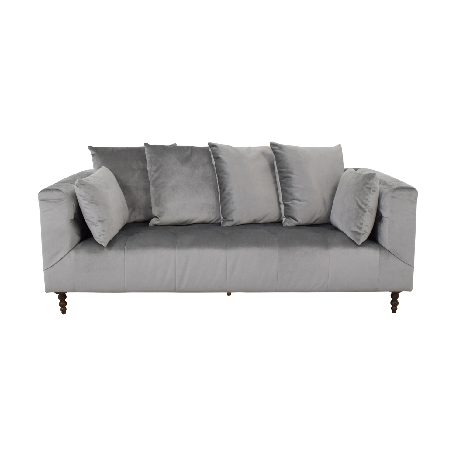 Interior Define Ms. Chesterfield Sofa coupon