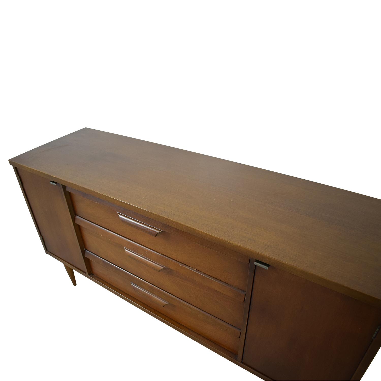 Bassett Furniture Mid Century Buffet / Storage
