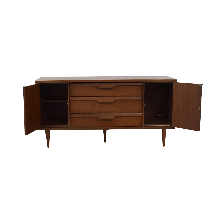 Bassett Furniture Bassett Furniture Mid Century Buffet on sale