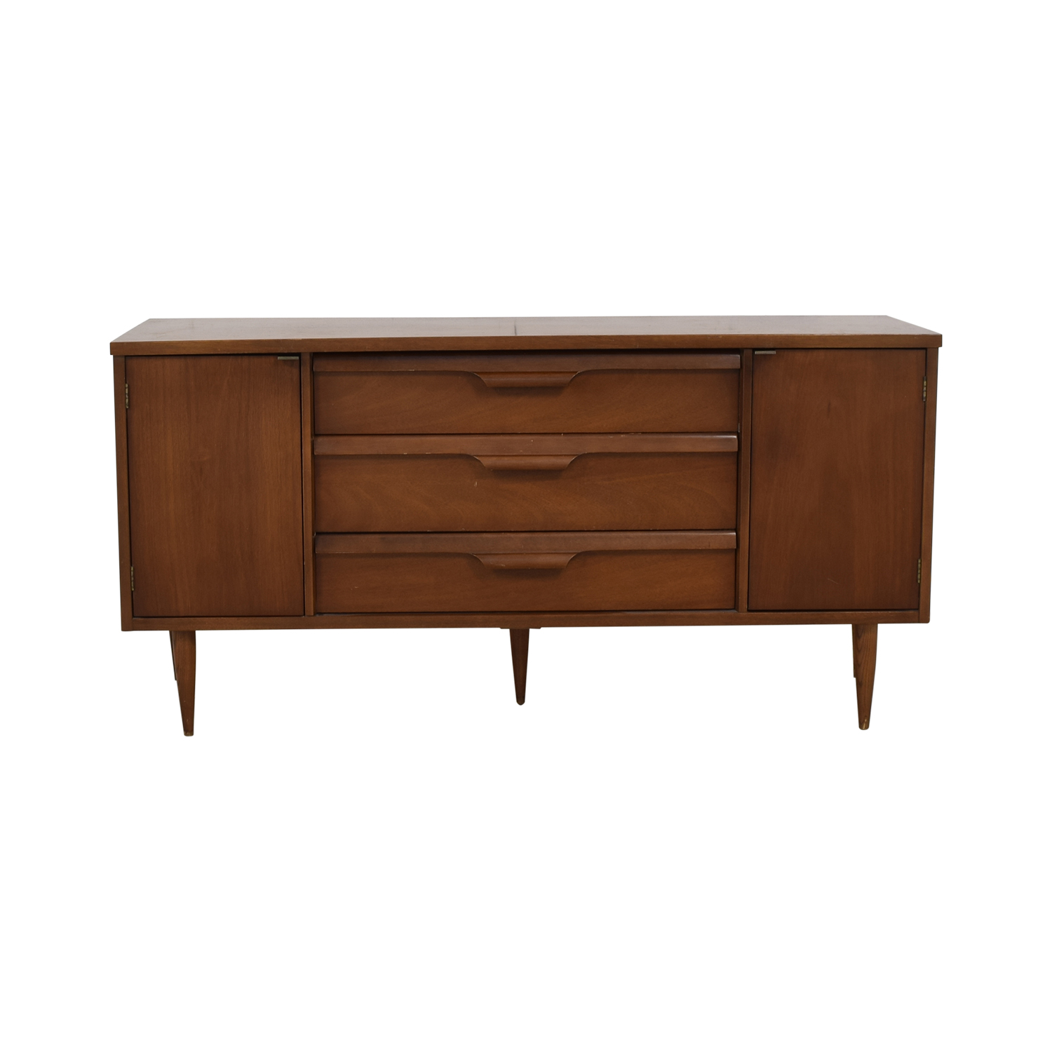 Bassett Furniture Bassett Furniture Mid Century Buffet